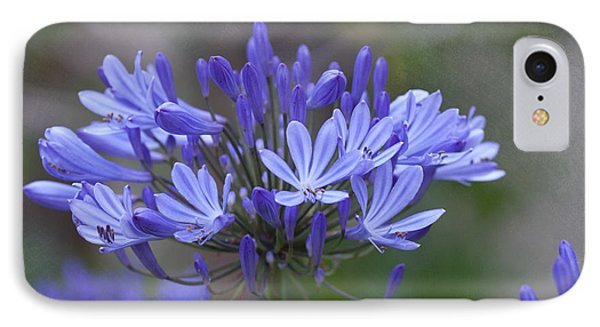 Purple Glory Phone Case by Kay Pickens