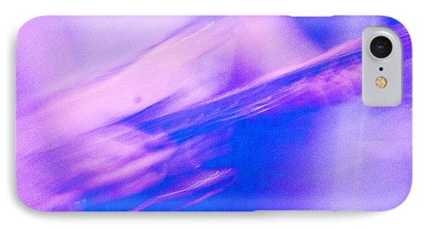 IPhone 7 Case featuring the photograph Purple Haze by Alex Lapidus