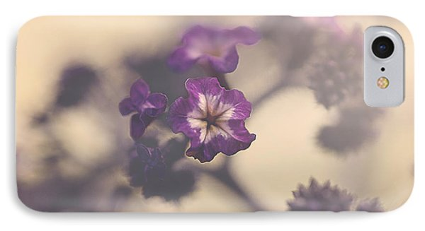 Purple Haze Phone Case by Faith Simbeck