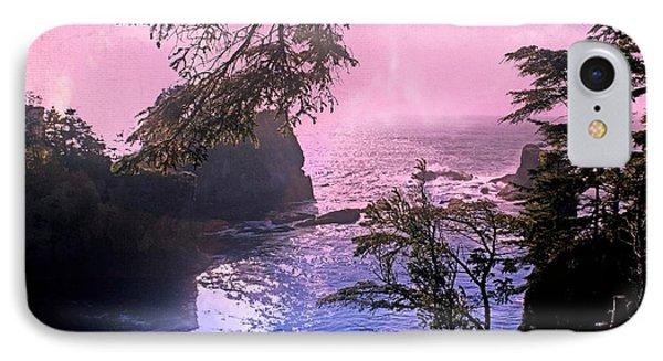 Purple Haze Phone Case by Marty Koch