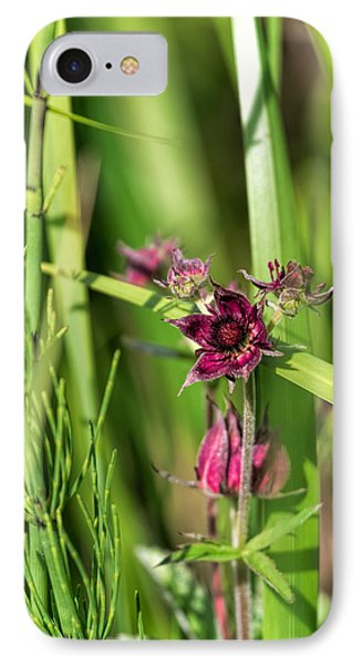 IPhone Case featuring the photograph Purple by Leif Sohlman