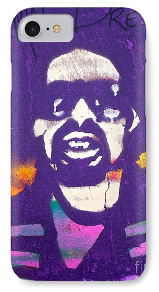 Purple Mac Dre IPhone Case by Tony B Conscious