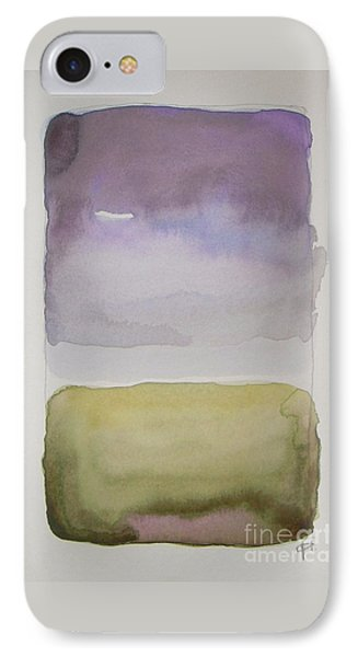 Purple Morning IPhone Case