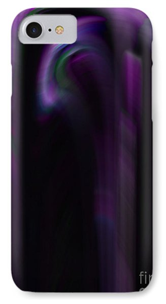 Purple Shadows Phone Case by Patricia Kay