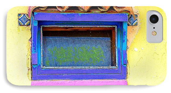 Purple Window IPhone Case