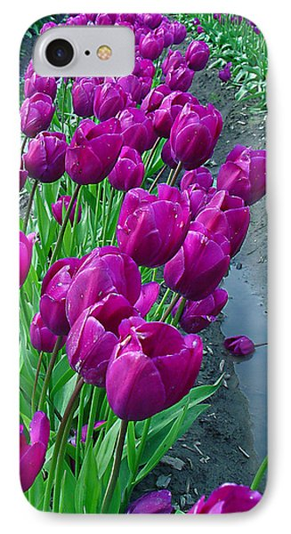 Purplepassion IPhone Case by John Bushnell