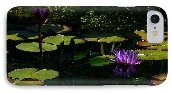 Purplette Phone Case by Doug Norkum