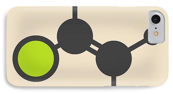 Pvc Building Block Molecule IPhone Case by Molekuul