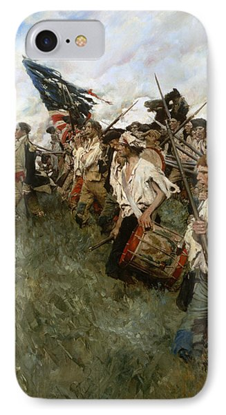 Pyle: Nation Makers, 1906 IPhone Case by Granger