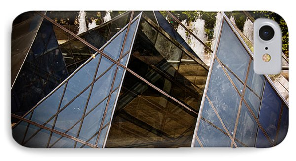 Pyramids Reflected Phone Case by Tom Gari Gallery-Three-Photography