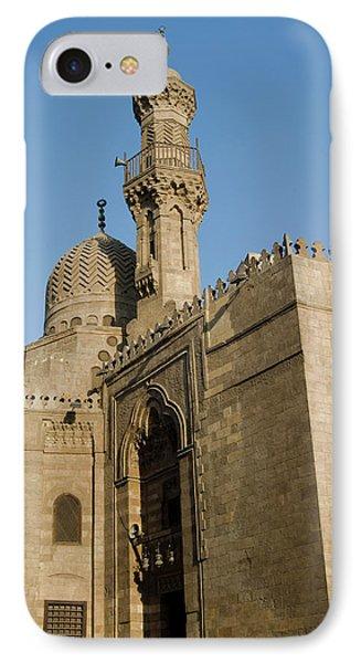 Qait-bey Muhamadi Mosque Or Burial IPhone Case