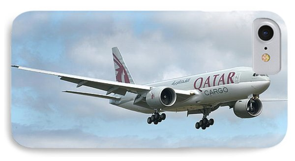 Qatar 777 IPhone Case