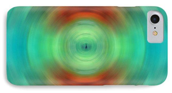 Qi - Energy Art By Sharon Cummings IPhone Case