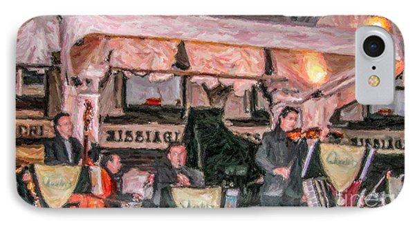 Quadri Orchestra Venice IPhone Case