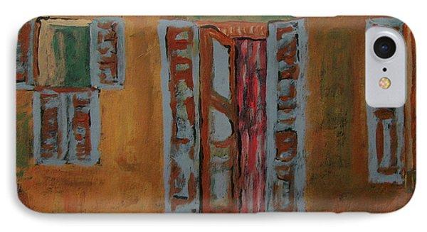 Quaint Home Phone Case by Oscar Penalber