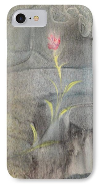 IPhone Case featuring the painting Quake by Mike Breau