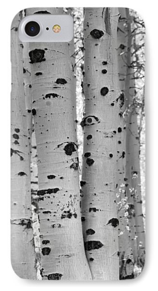Quaking Aspen Zion National Park IPhone Case