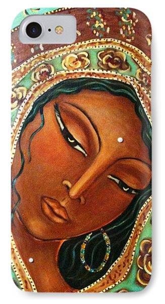 Quan Yin IPhone Case by Maya Telford
