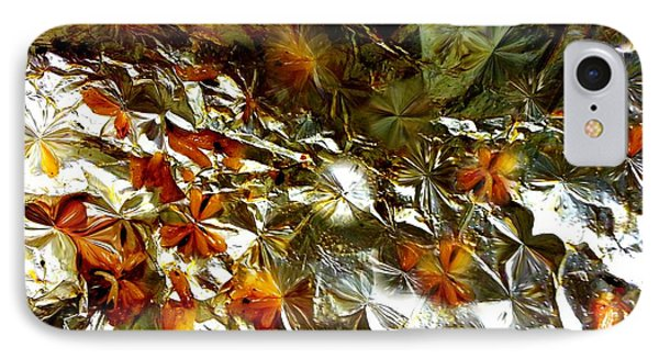 Quantum Blossoms IPhone Case by Steed Edwards