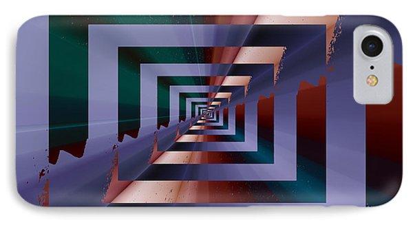Quantum Conundrum IPhone Case by Tim Allen