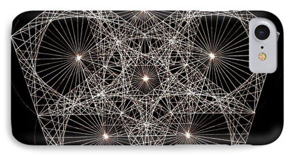 Quantum Star II Phone Case by Jason Padgett