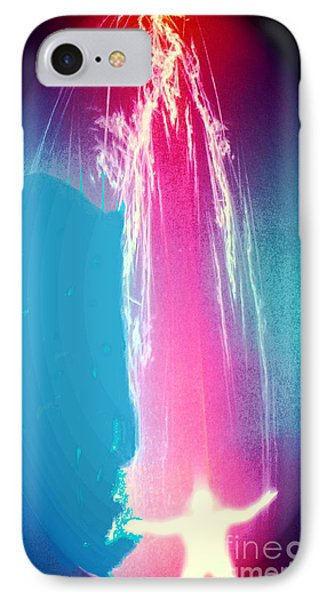 Quantum Time Travel 3d IPhone Case