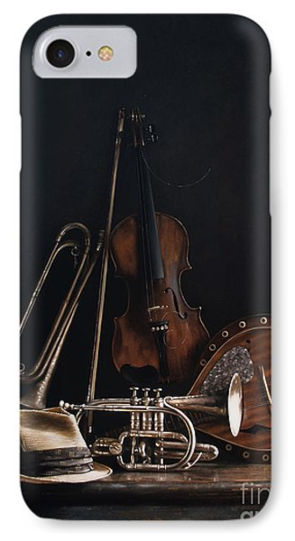 Quartet No.2 Phone Case by Larry Preston