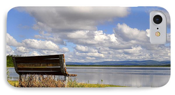 IPhone Case featuring the photograph Quartz Lake by Cathy Mahnke