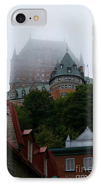 IPhone Case featuring the photograph Quebec City by Tannis  Baldwin