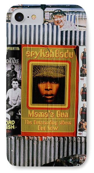 IPhone Case featuring the photograph Queen Badu by Rebecca Harman