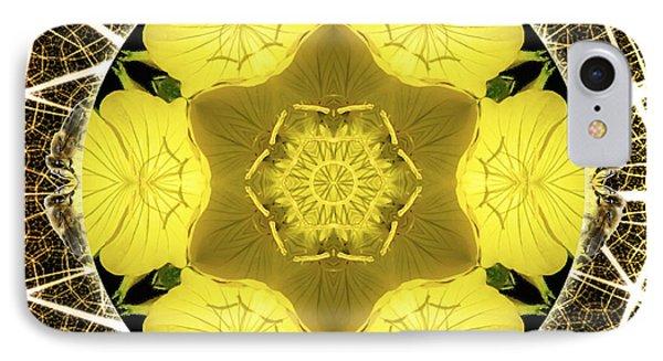 Queen Bee-nectar Of Life IPhone Case