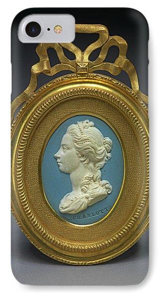 Queen Charlotte Q IPhone Case
