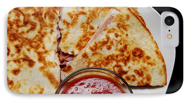 Quesadilla IPhone Case by Andee Design