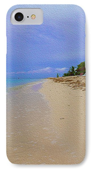 Quiet Beach IPhone Case