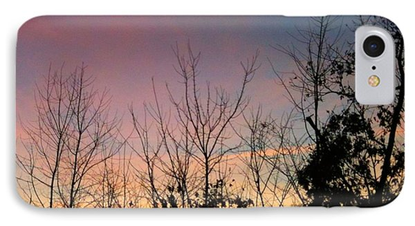 IPhone Case featuring the photograph Quiet Evening by Linda Bailey