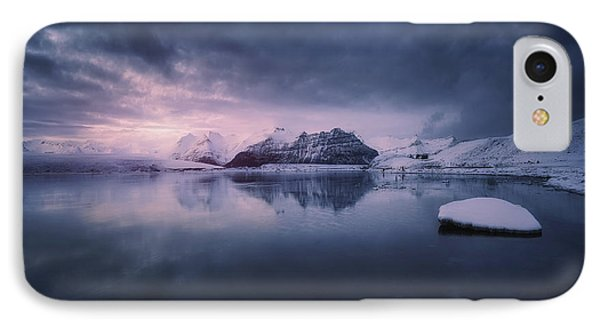 Quiet Frost Light II IPhone Case