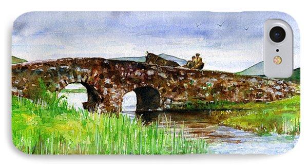 Quiet Man Bridge Ireland IPhone Case
