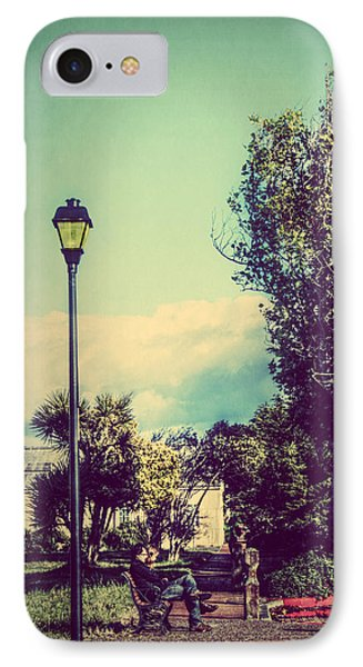Quiet Reflections IPhone Case by Melanie Lankford Photography