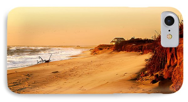Quiet Summer Sunset IPhone Case by Sabine Jacobs