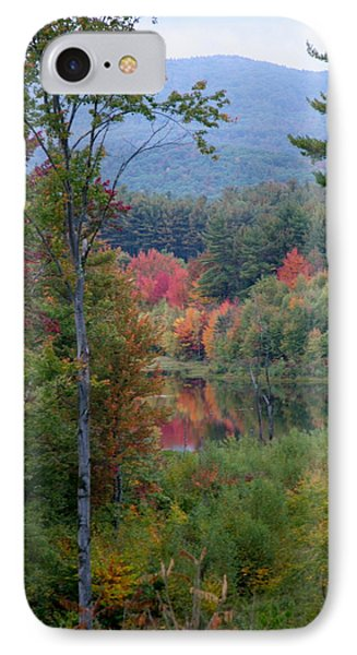 Quiet Transformation IPhone Case by Mary Sullivan