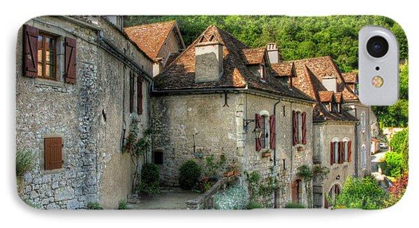 Quiet Village Life Phone Case by Douglas J Fisher
