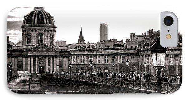 Quintessential Paris Phone Case by Olivier Le Queinec