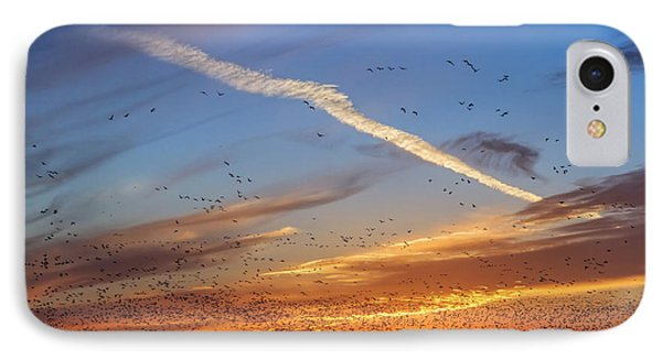 IPhone Case featuring the photograph Quivira Sunset 2 by Rob Graham