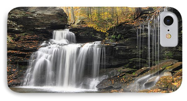 R. B. Ricketts Falls IPhone Case by Dan Myers