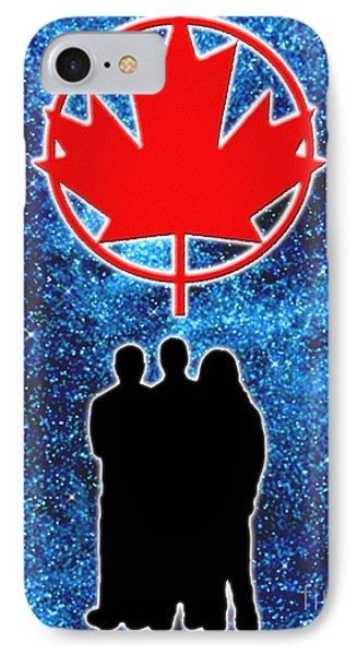 IPhone Case featuring the digital art R U S H by Cristophers Dream Artistry