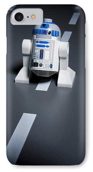 R2-d2 Phone Case by Samuel Whitton