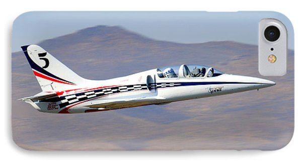 R2d2 Flies At The Reno Air Races IPhone Case
