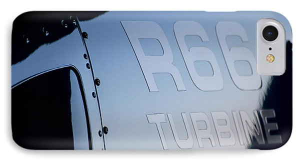 R66 Reflection Phone Case by Paul Job