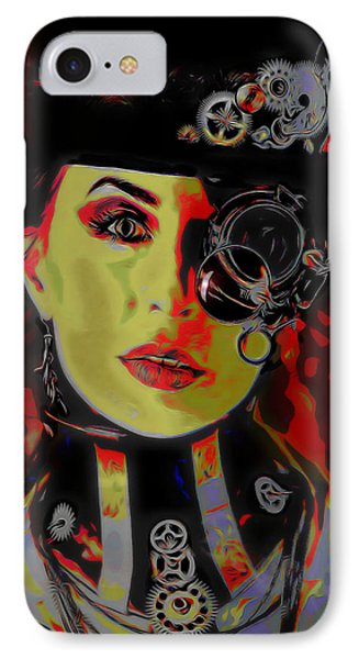Ra Si Anna IPhone Case by  Fli Art
