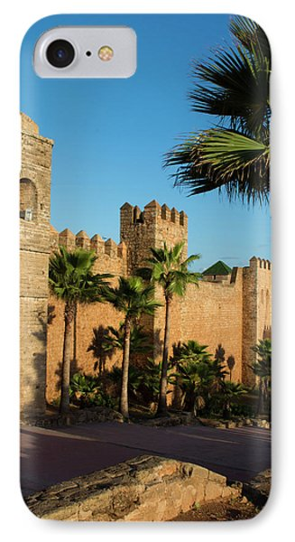 Rabat Morocco Beautiful Kasbah Udaya IPhone Case by Bill Bachmann
